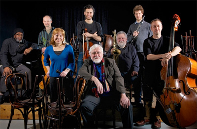 Mopomoso on Tour - full group (minus Alison Blunt)