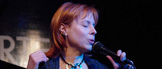 Kay Grant at The Vortex