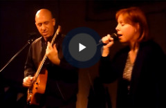 Kay Grant and Elliott Sharp